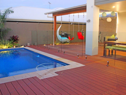 Composite Deck Build Ormeau Gold Coast