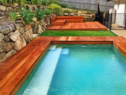 Pool Deck Builds