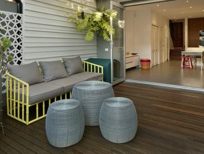 Courtyard Deck Builds